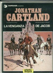 Jonathan Cartland album numero 04: La venganza de Jacob