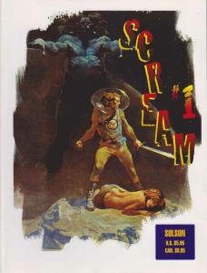 Scream (Great Sky) #1 VF; Solson | save on shipping - details inside