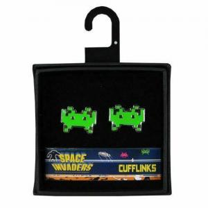 Space Invaders Cuff Links - New!