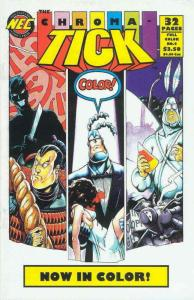 Chroma-Tick, The #4 VF/NM; NEC   save on shipping - details inside