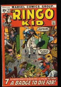 Ringo Kid #12 NM 9.4