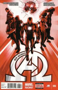 New Avengers (3rd Series) #6 VF/NM; Marvel   save on shipping - details inside