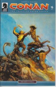 Conan The Frazetta Cover Series #6 VF/NM; Dark Horse | save on shipping - detail
