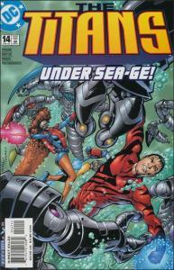 DC TITANS (1999 Series) #14 FN/VF