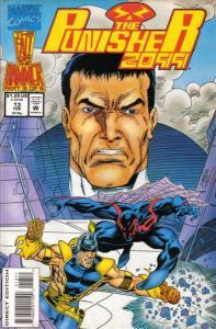 Punisher 2099 (1993 series) #13, NM- (Stock photo)