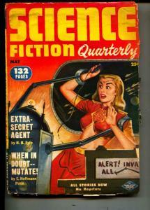 Science Fiction Quarterly-Pulp-5/1952-Rena M. Vale-William Morrison