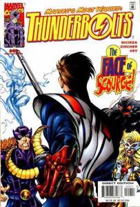 Thunderbolts (1997 series) #49, NM + (Stock photo)