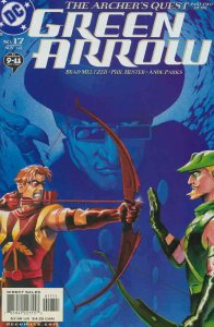 Green Arrow (2nd Series) #17 VF/NM; DC   save on shipping - details inside