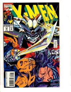 10 X-Men Marvel Comic Books # 22 23 24 25 26 27 28 29 30 31 Wolverine Storm CR51