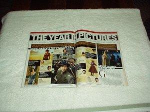 Newsweek Magazine 2002 TRENT LOTT, Cardinal Bernard Law, Steven Spielberg & more