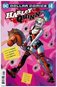 Harley Quinn #1 Dollar Comics Edition (DC, 2019) NM