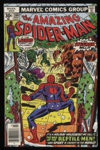 Amazing Spider-Man #166 VF/NM 9.0 Marvel Comics Spiderman