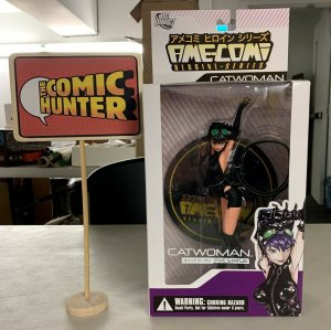 Ame-Comi Heroine Series Catwoman PVC Statue