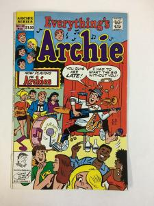 EVERYTHINGS ARCHIE (1969-1991)148 VF-NM Mar 1990 COMICS BOOK
