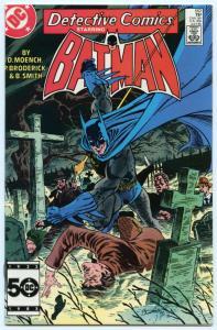 Detective Comics 552 Jul 1985 NM- (9.2)