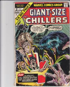 Giant-Size Chillers #2