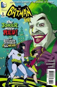 Batman '66 #3A VF/NM; DC | save on shipping - details inside