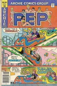 Pep #364 VG; Archie   low grade comic - save on shipping - details inside