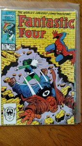 Fantastic Four #299 (Marvel,1987) Condition VF/NM