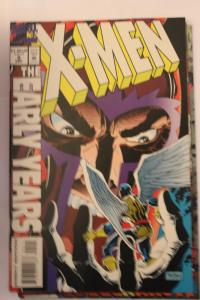 X-Men the Early Years 5 NM
