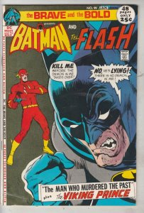 Brave and the Bold, The #99 (Jan-72) NM- High-Grade Batman, the Flash