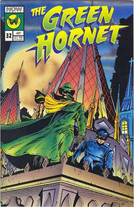 Green Hornet, The (Vol. 2) #32 FN; Now | combined shipping available - details i