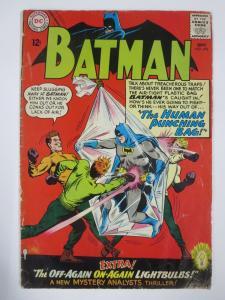 BATMAN 174 GOOD PLUS September 1965 COMICS BOOK