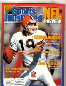 7 Sports Illustrated Magazines August September (4) October 1988 February 89 HJ7
