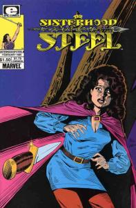 Sisterhood of Steel #8 FN; Epic | save on shipping - details inside