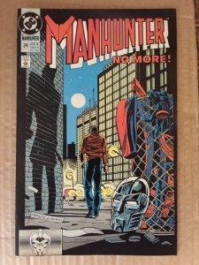 Manhunter #24 (1990)