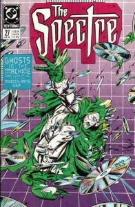 Spectre, The (2nd Series) #27 VF/NM; DC | save on shipping - details inside