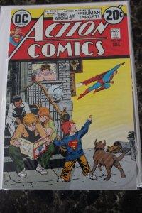 Action Comics #425 (DC, 1973) Condition: VF/NM