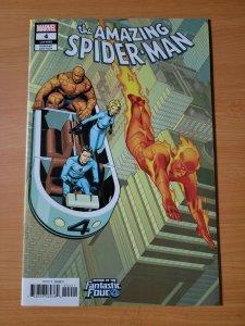 Amazing Spider-Man #4 (LGY#805) Variant ~ NEAR MINT NM ~ 2018 Marvel Comics