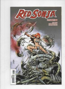 RED SONJA #22 NM-, She-Devil, Sword, Mandrake, C, Howard 2017 2018 more in store