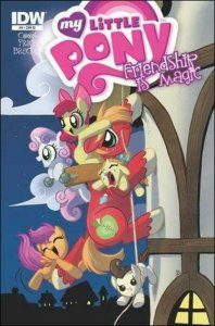 My Little Pony: Friendship Is Magic #9C VF/NM; IDW | save on shipping - details
