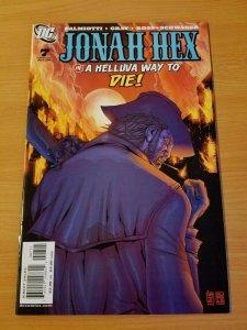 Jonah Hex #7 ~ NEAR MINT NM ~ (2006, DC Comics)
