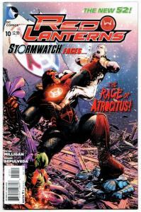 New 52 Red Lanterns #10 (DC, 2012) VF