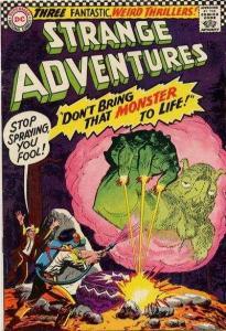 Strange Adventures (1950 series) #188, Fine- (Stock photo)