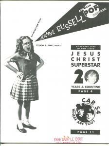 American Pop 11/1990-Dennis The Menace-Jeanne Russell-1960's-FN