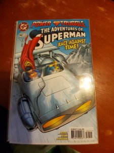 Adventures of Superman #542 (1997)
