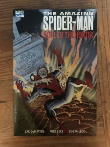 Amazing Spider-Man  -  Soul Of The Hunter  TPB