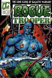 Rogue Trooper (1986 series) #33, VF+ (Stock photo)