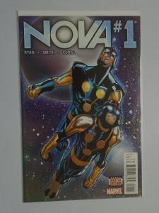 Nova (6th Series) #1A, Direct Edition, NM (2016)