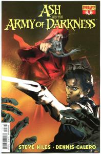 ASH and the ARMY OF DARKNESS #4, NM-, Bruce Campbell, 2013, more AOD in store