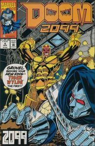 Marvel DOOM 2099 #4 VF/NM