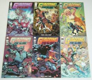 Guarding the Globe vol. 2 #1-6 VF/NM complete series robert kirkman's invincible
