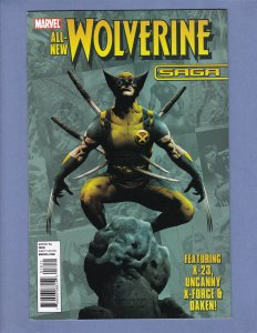 All New Wolverine Saga VF Marvel 2010