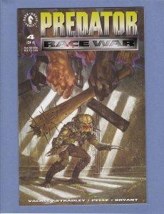 Predator Race War #4 NM- Dark Horse