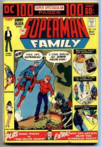 Superman Family #164 1974-DC Comics-Giant issue-First Issue-Supergirl-VF/NM