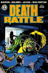 Death Rattle (Vol. 2) #5 VF/NM; Kitchen Sink | save on shipping - details inside